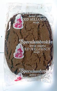 De Molen De Molen - speculaas brok groot 14x400gr - 14 pakken