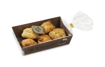 Banket van Crul Banket van Crul - kokos rochers - 5 pakken