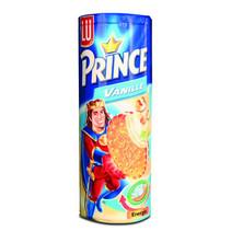 LU - prince gev.biscuits vanille - 8 pakken