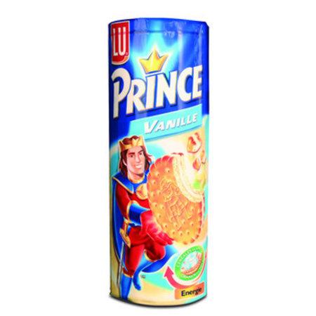 Prince LU - prince gev.biscuits vanille - 8 pakken