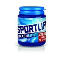 Sportlife - smashmint pot 126gr - 4 stuks