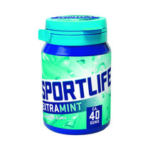 Sportlife - pot extramint 56gr - 6 stuks