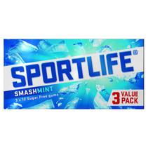 Sportlife - 3-pk ooh smashmint - 16 3 pack
