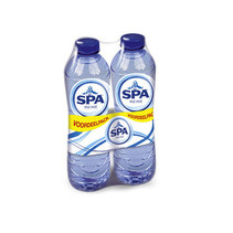 Spa - reine blauw 2x 50cl - 12 2 pack