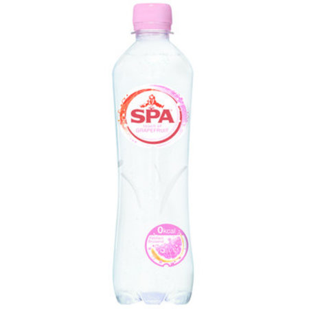 Spa Spa - touch of grapefruit 50 cl - 6 flessen