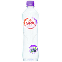 Spa - touch of blackcurrant 50cl- 6 flessen