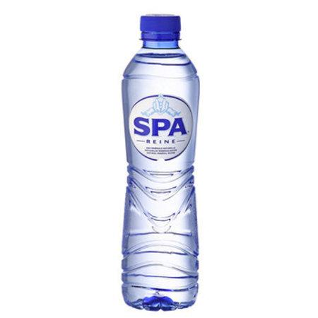 Spa Spa - reine blauw 50cl pet - 24 flessen