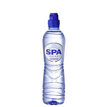 Spa - reine blauw spdop 50cl pet- 24 flessen