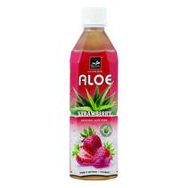 Tropical - aloe vera aardbei 50cl pet - 20 flessen
