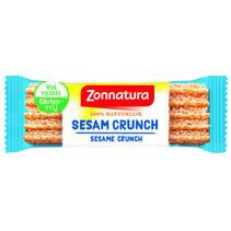 Zonnatura - sesam crunch 50gr - 24 pakken