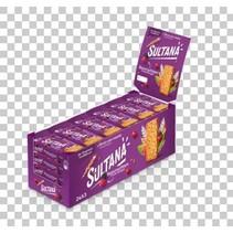 Sultana - fruitbisc.bosvr.43g - 24 stuks