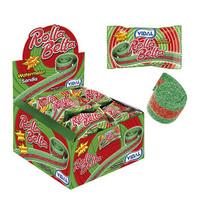 Vidal - watermelon rolla belta - 24 zakken