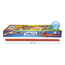 Vidal - Vidal Xxl Kabel Sour Strawb., 80 Stuks