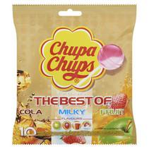 Chupa Chups - Chupa Chups Best Off Zak 10St, 12 Zakken