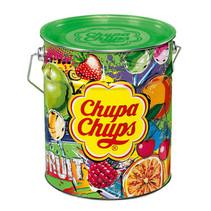 Chupa Chups - Chupa Chups Tin Fruit 150St, 150 Stuks
