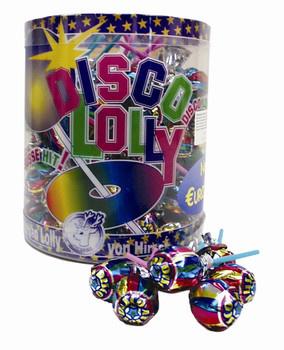Hirschil Hirschil - hirschil-disco lollies - 100 stuks