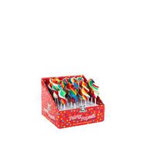 Sweetz - stripy pops - 24 stuks