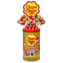 Chupa Chups - silo best of 100x - 100 stuks