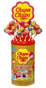 Chupa Chups Chupa Chups - Chupa Chups Silo Best Of 100X, 100 Stuks