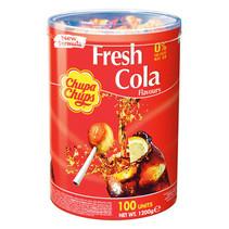 Chupa Chups - Chupa Chups Silo Cola 100St, 100 Stuks