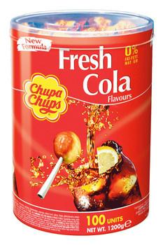 Chupa Chups Chupa Chups - silo cola 100st - 100 stuks