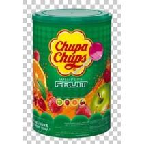 Chupa Chups - Chupa Chups Silo Fruit 100St, 100 Stuks