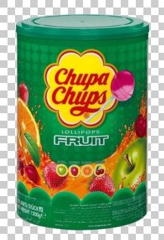 Chupa Chups Chupa Chups - Chupa Chups Silo Fruit 100St, 100 Stuks