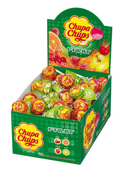 Chupa Chups Chupa Chups - the best of 50st - 50 stuks