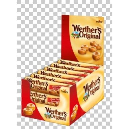 Werthers Werthers - original classic rol- 24 rollen