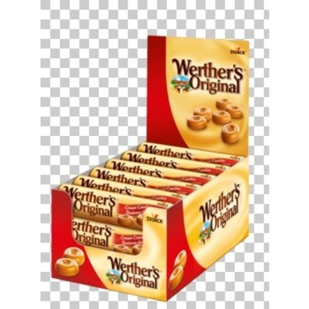 Werthers Werthers - Werther'S Original Classic Rol, 24 Rollen