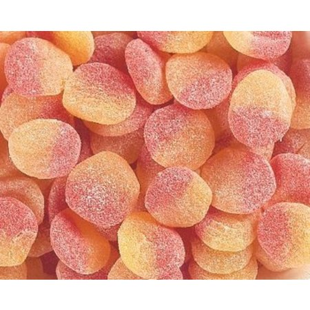 Astra Sweets Astra Sweets - Fg Perziken 3X1Kg, 3 Kilo