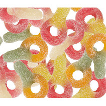 Astra Sweets - tutters 3x1kg - 3 kilo