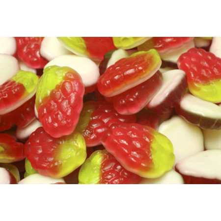 Astra Sweets Astra Sweets - Bladaardbei 3X1Kg, 3 Kilo