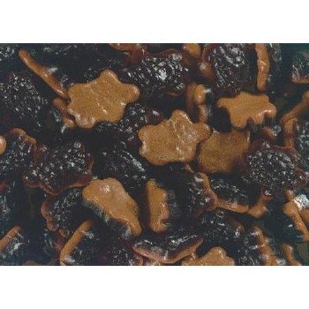 Astra Sweets Astra Sweets - Drop Salmiak Schildpad 3Kg, 3 Kilo