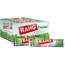Rang - menthol single - 24 rollen