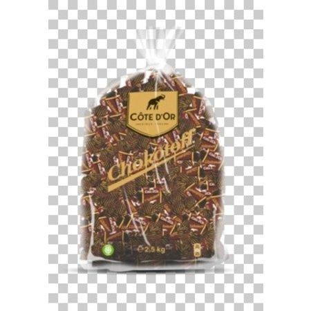 Cote D´or Cote D´Or - Cote D'Or Chokotoff Puur 2,5K, 2.5 Kilo