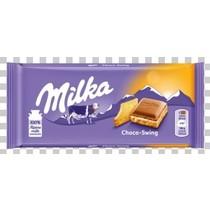 Milka - 100g choco swing bisc. - 18 repen