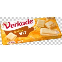 Verkade - Verkade Tablet Wit, 12 Tabletten