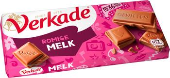 Verkade Verkade - Verkade Tablet Melk, 12 Tabletten