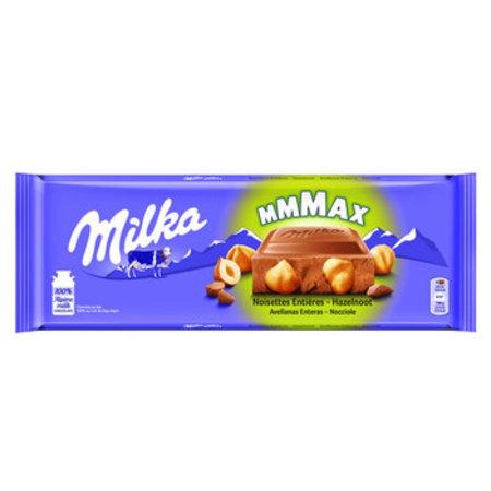 Milka Milka - Milka Hele Hazelnoten 270G, 13 Tabletten