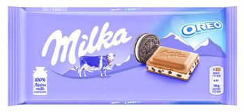 Milka Milka - Milka Oreo 100G, 22 Tabletten