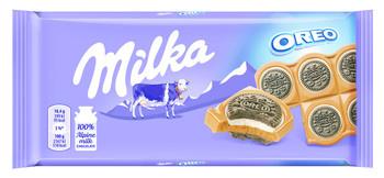 Milka Milka - Milka Oreo Sandwich 92 Gr, 15 Stuks