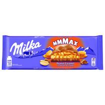 Milka - Tablet 276Gr Peanut Caramel, 12 Tabletten