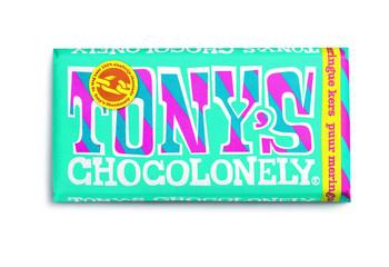 Tony's Chocolonely Tony'S Chocolonely - Reep 180G Meringue Kers, 15 Repen
