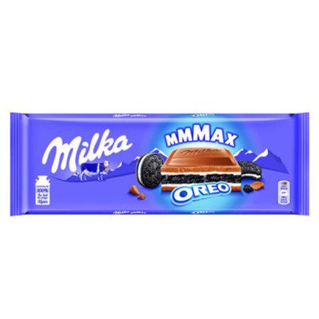 Milka Milka - Tablet 300Gr Oreo, 12 Stuks