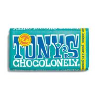 Tony's Chocolonely - 180g puur pecan kokos - 15 repen