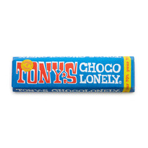 Tony'S Chocolonely - Reep 50G Puur, 35 Repen