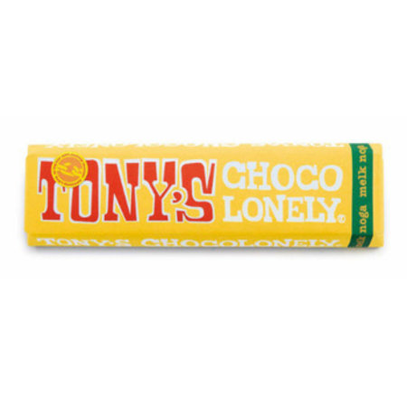 Tony's Chocolonely Tony'S Chocolonely - Reep 47G Melk Noga, 35 Repen