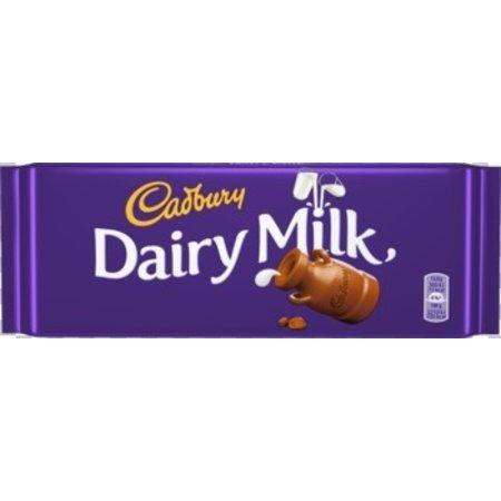 Cadbury Cadbury - Cadbury Dairy Milk 110Gr, 21 Tabletten