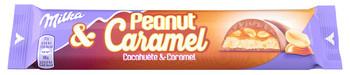 Milka Milka - Milka Peanut Caramel 37G, 36 Stuks